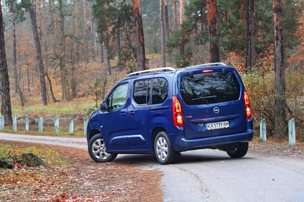 Невероятное преображение: Opel Combo Life 1