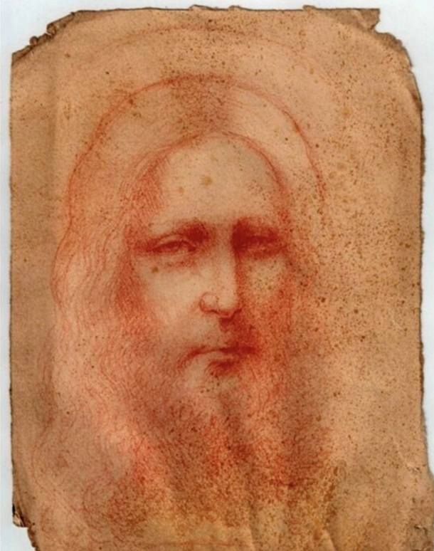В Италии нашли неизвестный эскиз Леонардо да Винчи 1