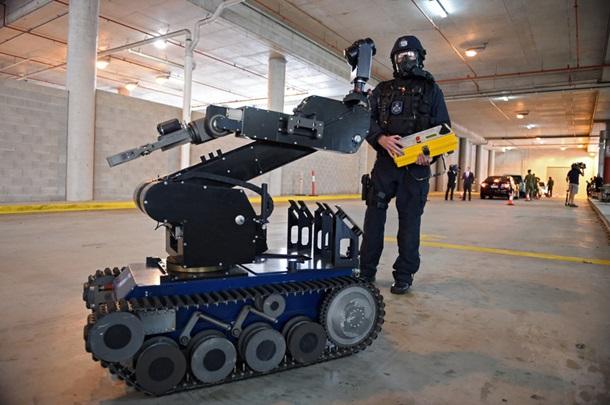 Роботы наступают. Революция в вооружении 1